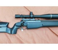 SAKO TRG 21 Cal. 308 Win, Leupold 6.5-20x50 Long Range riflescope