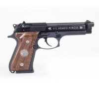 RARE Beretta M9 30th Anniversary Limited Edition Pistol 9mm Coin-Certifi...  Case Layaway Available