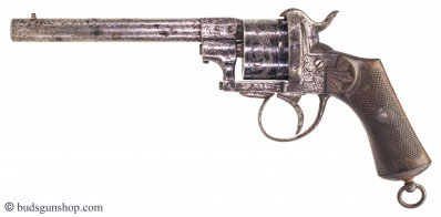 FRENCH PINFIRE REVOLVER