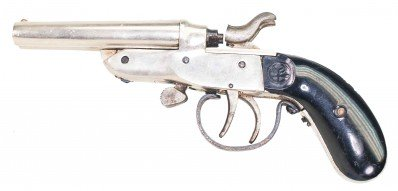 ROSSI DOUBLE BARREL SXS DERRINGER