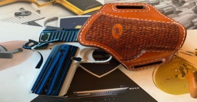Kimber Sapphire Pro 2 Ultra Carry Special Edition