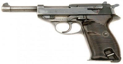 German P .38 Semi Auto Pistol by Walther