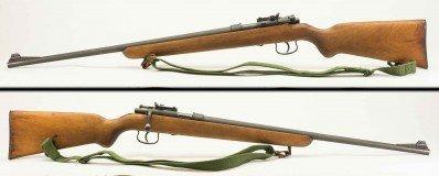 henry pump rifle sale
