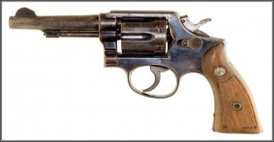 SMITH & WESSON MODEL 10 (38 Special)