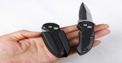 High Quality Kershaw Automatic Folding Knife with 8cr13Mov blade, Zytel Handle, Self Defence.