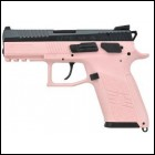 CZ P-07 9MM Pink 3.75in 15 Rd
