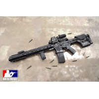 Custom AR15 Rifle Fully Decked Out AR-15 223 556 SAI Jailbreak GRY, Anderson, Raptor, Magpul PRS, EOtech, Spikes Tactical