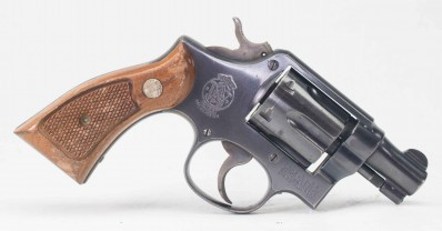 S&W HAND EJECTOR .38SP