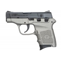 Smith & Wesson M&P Bodyguard 380 Carry Conceal Pistol with H152 Stainless Cerakote Finish