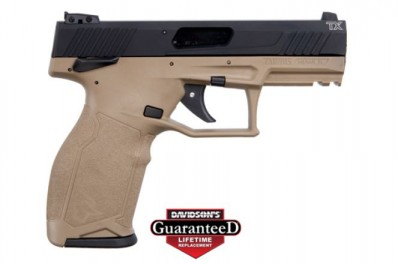 **NEW** Taurus TX22 Flat Dark Earth Frame / Black Slide .22LR 16+1 2 Mags Manual Safety **NEW** (LIFETIME WARRANTY AVAILABLE & FREE LAYAWAY AVAILABLE) **NEW**