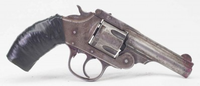 IVER JOHNSON 38S REVOLVER