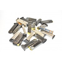 ASSORTED HANDGUN MAGAZINES