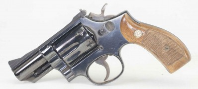 SMITH & WESSON MODEL 19-6