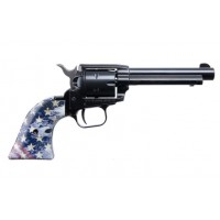 "FPA Close Out Sale!!!  **NEW** Heritage Rough Rider US Flag Grips 4.75"" Barrel 22LR IS**NEW** (LIFETIME WARRANTY AVAILABLE & FREE LAYAWAY AVAILABLE PLUS ONE FREE YEAR TO NRA) **NEW**"