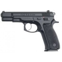 **NEW** CZ-USA CZ 75 Black Polycoat 9MM 10+1 With 2 Mags **NEW** (LIFETIME WARRANTY AVAILABLE & FREE LAYAWAY AVAILABLE) **NEW** CA Approved Gun