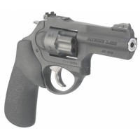 Ruger 5437 LCR LCRx Single/Double .22 WMR  3 6 Round Bl
