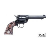 "**NEW** Heritage Rough Rider 4.75"" Barrel TALO Edition Rough Rider Snake Edition 22LR **NEW** (FREE LAYAWAY AVAILABLE & ONE YEAR FREE TO NRA) **NEW**"