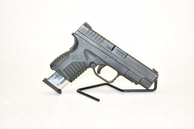 SPRINGFIELD XDS 9MM PARA