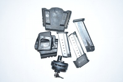 SPRINGFIELD ACCESSORIES WITH THREE MAGAZINES (HIGH CAPACITY)