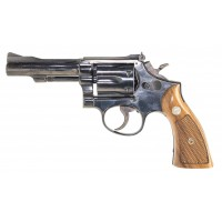 SMITH & WESSON COMBAT MASTERPIECE MODEL 18