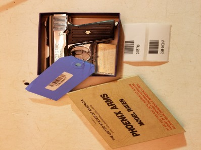 PHOENIX RAVEN 25ACP (Auction ID: 11450959, End Time : May