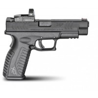 "Springfield Armory XD(M) 9mm 4.5"" Barrel OSP Optical Sight D"