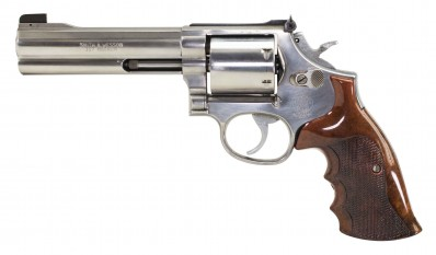 SMITH AND WESSON MODEL 686 NATIONAL MATCH