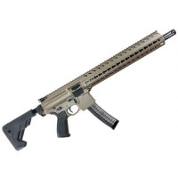 Sig Sauer MPXC9KMTFDE MPX Carbine Semi-Automatic 9mm Luger 16 30+1 Telescoping