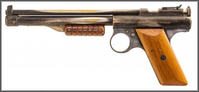 BENJAMIN FRANKLIN MODEL 132 AIR PISTOL