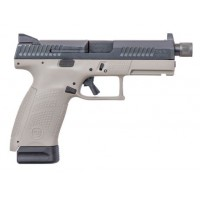 FPA Close Out Sale!!!  **NEW** CZ-USA CZ P-10 Compact 9MM 17+1 2 Mags Gray Polycoat Threaded  IS**NEW** (LIFETIME WARRANTY AVAILABLE & FREE LAYAWAY AVAILABLE) 119152011 **NEW**