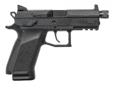 **NEW** CZ-USA CZ P-07 Suppressor Ready 9MM 17+1 2 Mags Single/Double Action Black Nitride Slide  **NEW** (FREE LAYAWAY AVAILABLE) **NEW**