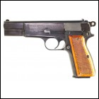 FN/BROWNING HIGH POWER WWII 9MM