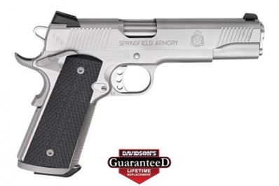**NEW** Springfield Armory 1911A1 Loaded TRP .45ACP 7+1 2 Mags **NEW** (LIFETIME WARRANTY AVAILABLE & FREE LAYAWAY AVAILABLE) **NEW**