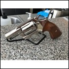 Colt Detective 38 Special Nickel unfired uncarried rare 1976