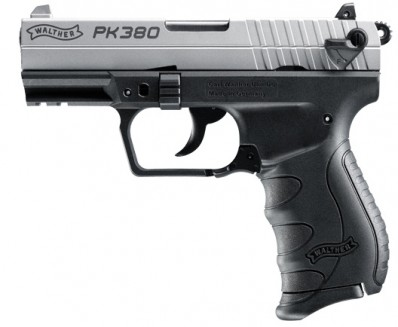 Walther PK380 .380 ACP Nickel Duo-Tone Pistol 380 Auto Layaway Available