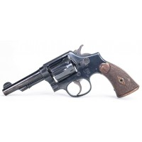 SMITH & WESSON 38SP HAND EJECTOR