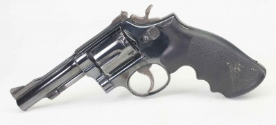 SMITH & WESSON COMBAT MASTERPIECE MODEL 15