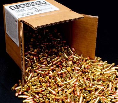 FEDERAL INDEPENDENCE 9MM 115GR FMJ BRASS 1,000 ROUNDS
