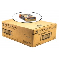 CASE OF FEDERAL PREMIUM 12GA BUCKSHOT