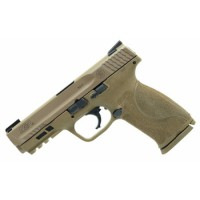 "Smith & Wesson M&P40 M2.0 FDE 15+1 4.25"" NS"