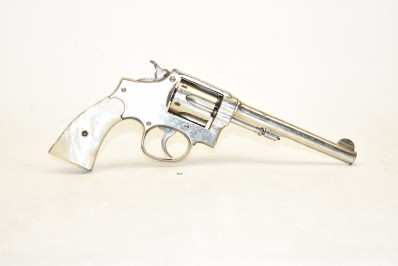 S&W HAND EJECT .38 SPL