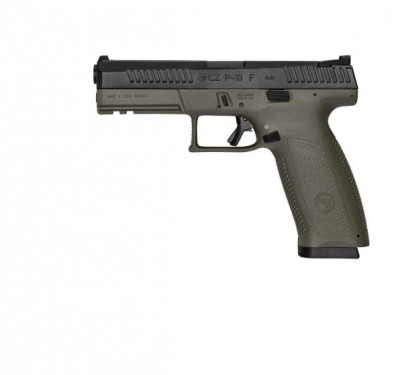 FPA Close Out Sale!!!  **NEW** CZ-USA CZ P-10 Full Size 9MM 19+1 2 Mags OD Green Polycoat  IS**NEW** (LIFETIME WARRANTY AVAILABLE & FREE LAYAWAY AVAILABLE) 119152011 **NEW**