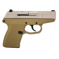 KEL-TEC CNC 9MM Pistol 3.1 NB 10 TAN