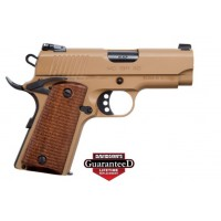 **NEW** EAA European American Armory MC1911SC Officer FDE .45ACP 6+1 **NEW** (LIFETIME WARRANTY AVAILABLE & FREE LAYAWAY AVAILABLE) **NEW**