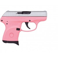 FPA Close Out Sale!!!  **NEW** Ruger LCP Matte Stainless Steel Slide & Pink Frame 380ACP 6+1 IS**NEW** (LIFETIME WARRANTY AVAILABLE & FREE LAYAWAY AVAILABLE) **NEW**