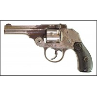 IVER JOHNSON SAFETY DOUBLE ACTION HAMMERLESS