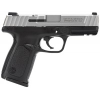 Smith & Wesson SD40 VE .40 S&W Pistol Stainless Two-Tone SD40VE 40 SW Layaway Available