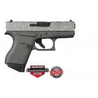**NEW** Glock 43 9MM 6+1 2 Mags Cerakote Tactical Gray **NEW** (FREE LIFETIME WARRANTY & FREE LAYAWAY AVAILABLE) **NEW**