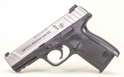 SMITH & WESSON MODEL SD9VE