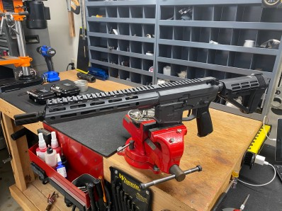 "AR15 Pistol New Frontier Armory C-4 10.5"" 5.56mm"